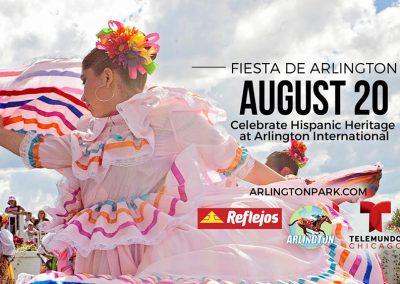Fiesta de Arlington 2017