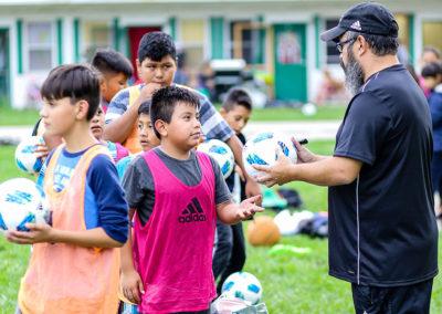 2018 Summer Soccer Program